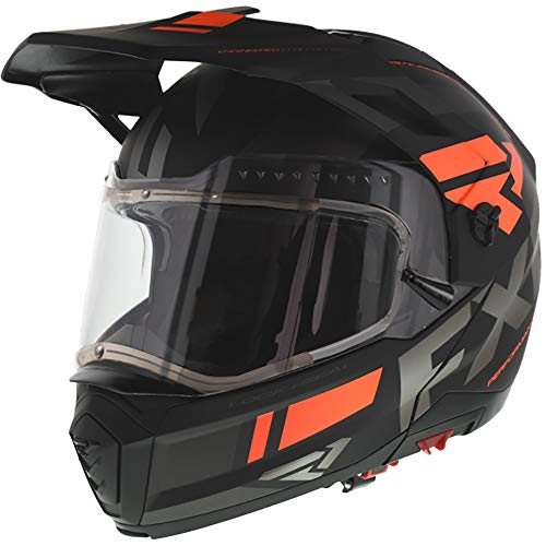 fxr modular snowmobile helmet - 9