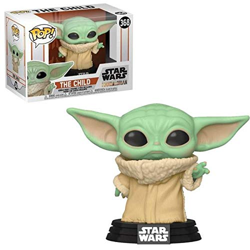 Funko Pop Baby Yoda #368 Star Wars The Child - Original