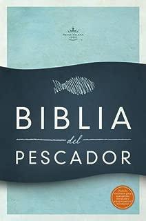 RVR 1960 Biblia del Pescador, tapa dura: Evangelismo  Discipulado  Ministerio (Spanish Edition)