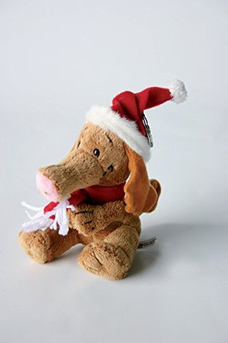 Günter, der innere Schweinehund, Plüschtier Weihnachten