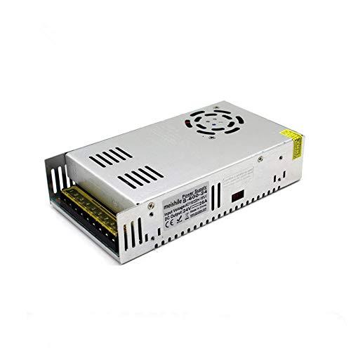 24V 25A 600W Transformador LED Iluminación La Conducción Interruptor Fuente De Alimentación...