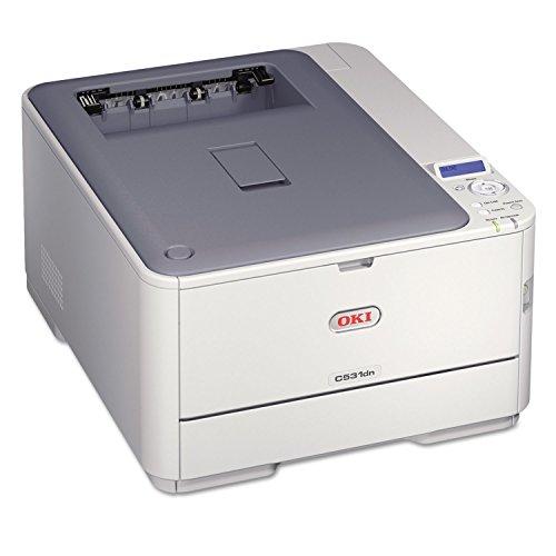Oki Data C531dn Digital Color Printer (27/31ppm), 120V (E/F/P/S)