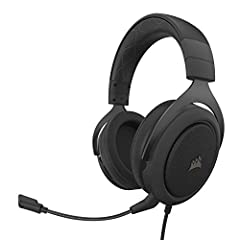 Adjustable ear cups fitted with plush memory foam provide exceptional comfort for hours of gameplay High-quality custom-tuned 50mm neodymium Audio drivers deliver superb sound quality with the range to hear everything you need to on the battlefield I...
