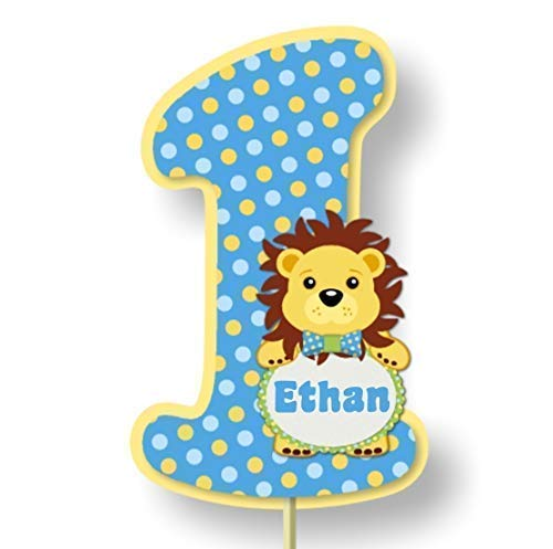 Al sold Popularity out. Personalized Lion King Birthday Cake Decora Topper Party - Theme