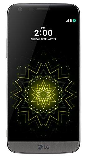 """LG G5 Smart Edition Smartphone, Schermo IPS da 5.3"""", 32 GB, Grigio Titanio"""