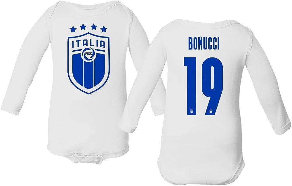 Spark Apparel European Soccer 2020 Jersey Italy famous #19 BONUCCI Styl Ranking TOP13