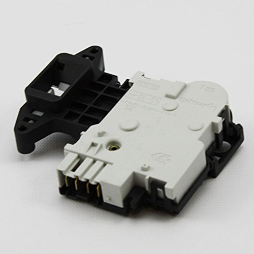 LG Electronics 6601ER1004E Washing Machine Door Switch and Lock Assembly