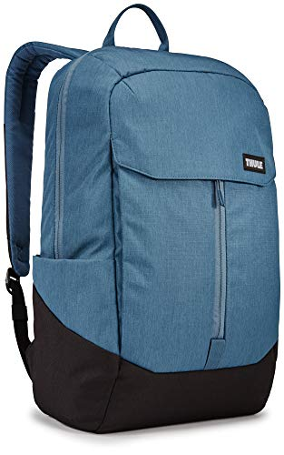 Thule Lithos Backpack 20 Litre with Laptop Compartment 15.6 Inches Blue