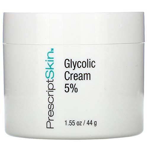 PrescriptSkin Glycolic Acid Cream 5%, 1.55 oz (44 g)