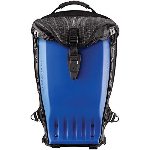 Boblbee GTX Rucksack Rückenprotektoren-Kobaltblau matt 20L