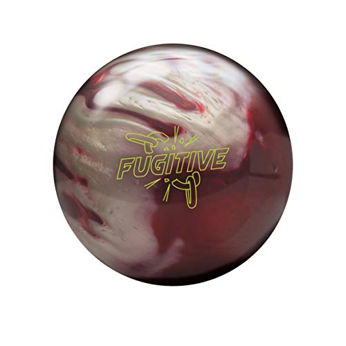 Fugitive Hammer Bowling Ball - Red/Silver 15lbs