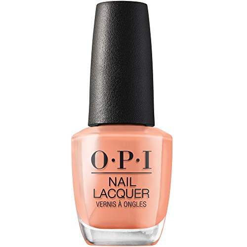 OPI Nail Polish Mexico City Collection, Nail Lacquer, Coral-ing Your Spirit Animal
