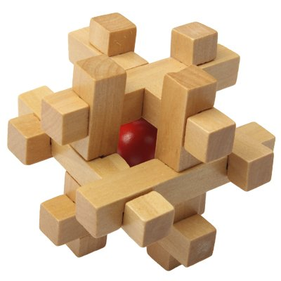 Paulclub Holzerwachsenenbildung Spielzeug Freizeit Spielzeug Kongming Lock-Mi MianYangShiFuChengQuShiHuDengJu