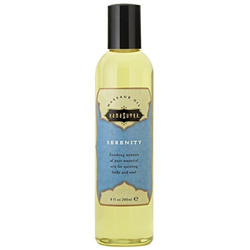 Kamasutra 8 Oz. Massage Oil Serenity by Kama Sutra