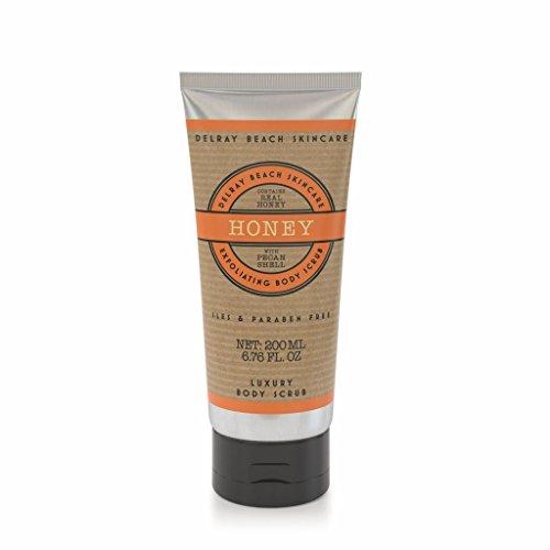 Delray Beach Skincare Honey Exfoliating Body Scrub