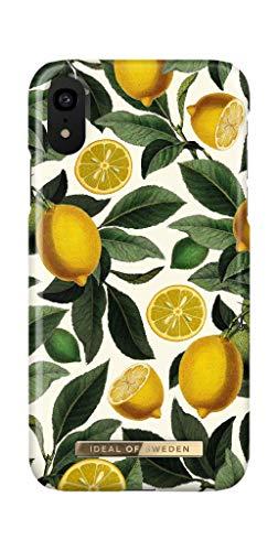 IDEAL OF SWEDEN Handyhülle für iPhone XR (Lemon Bliss)