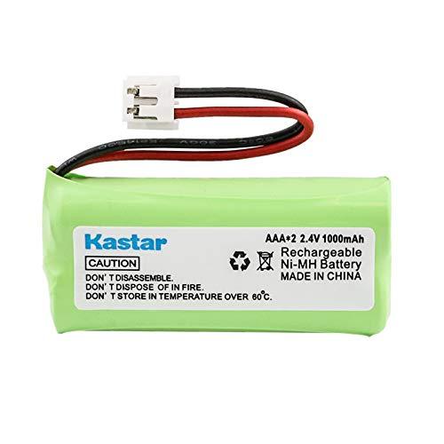 ULTRALAST Cordless Phone Battery Ni-MH, 2.4 Volt, 750 mAh - Ultra Hi-Capacity - Replacement for V-Tech 89-1330-01, 8300, ATT 3101, 3111, Uniden BT1011 Rechargeable Battery