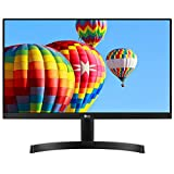 LG Electronics 27MK60TM-B 27in 27 Inch Full HD IPS LED Monitor w/Radeon FreeSync 1 x D-Sub & & Dual HDMI Ports (Renewed)