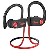 Elecder Bluetooth Headphones, Wireless Sports Earbuds Waterproof IPX7 with Microphone for Runni…