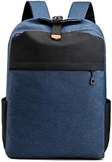 Dengyujiaasj Backpack, Raincoat Travel Men Backpacks Big Capacity Backpack School Bags For Teenagers Laptop Backpack Fashi...
