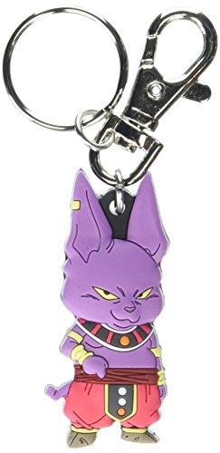 Dragon Ball Super Champa PVC Keychain Llavero