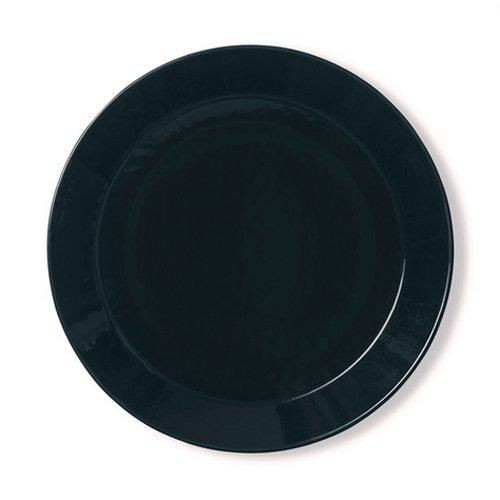 【正規輸入品】iittala (イッタラ) Teema (ティーマ) プレート ブラック 26cm