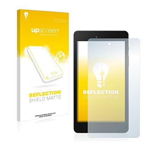 upscreen Entspiegelungs-Schutzfolie kompatibel mit Medion E6912 E-Tab (MD 99851) – Anti-Reflex Bildschirmschutz-Folie Matt