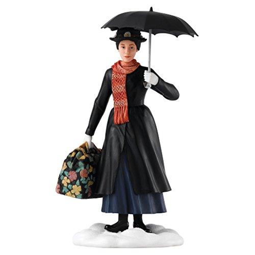Enesco A27976 Mary Poppins Perfettamente Perfetta, PVC, Multicolore, 16x18x22.5 cm