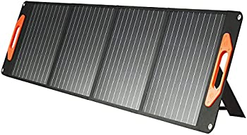 Progeny 120W Portable Solar Panel with 45W USB C Quick Charge