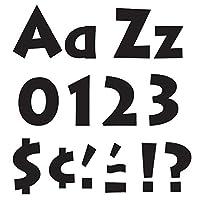 Trend Enterprises Inc. T-79290BN Black 4 Venture Combo Ready Letters 6 Packs [並行輸入品]