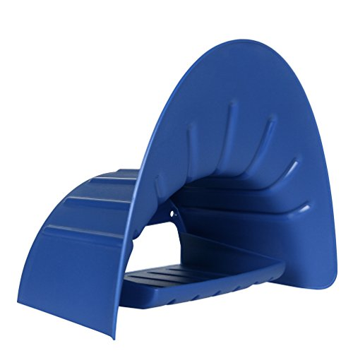 TATAY 0041901 Support de Tuyaux avec Accessoires Plastique Bleu Dimensions 24 x 12 x 19 cm