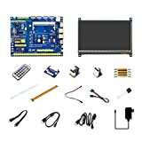 NUOYI Raspberry Pi Compute Module 3+ Development Kit Type B, with 7inch HDMI LCD