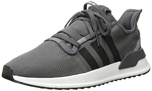 adidas Originals Men's U_Path Run  Grey/Black/White 11