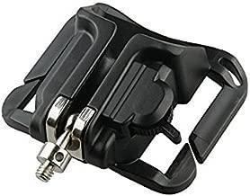 Goliton DSLR Camera Belt Clip Holster Holder Fast Loading rig for Canon 5d2 nikon d7000 etc - Black