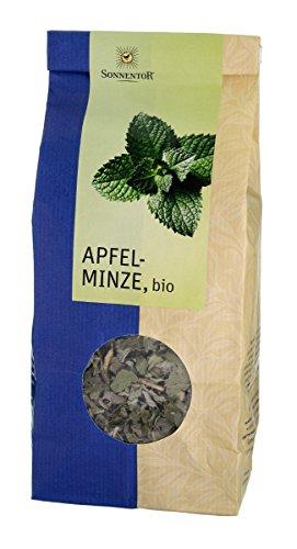 Sonnentor Tee Apfelminze lose, 1er Pack (1 x 50 g) - Bio