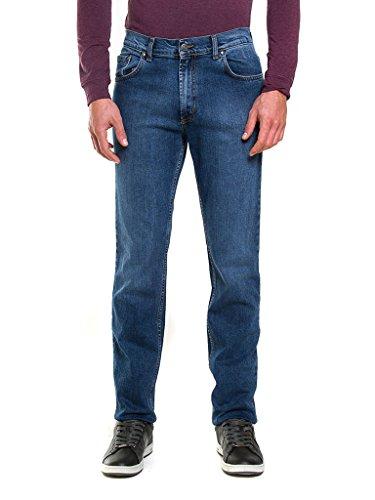 Carrera Jeans - Jeans per Uomo, Look Denim, Tessuto Elasticizzato IT 54