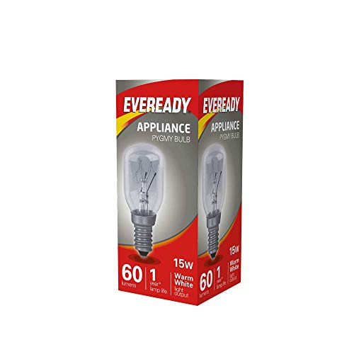 10 x Eveready 15W SES/E14 (Small Edison Screw Cap) Himalayan salt lamp...
