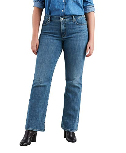 Levi's Women's Plus-Size Classic Bootcut Jeans, Monterey Drive, 38 (US 18) S