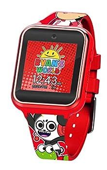 Accutime Touchscreen Interactive Smart Watch  Model  RYW4037AZ