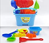Brunte Beach and Sandpit Toys with The Bucket for The Kids to Play Toys for Beach, Sand Pit Toy (B6200)