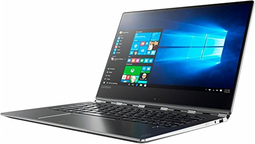 Product Image 1: Lenovo Yoga 910 Business 14″ 2 in 1 Full HD IPS Touchscreen Laptop/Tablet, Intel Dual-Core i7-7500U up to 3.5GHz 8GB DDR4 256GB SSD Backlit Keyboard 802.11ac Bluetooth USB Type-C Win 10