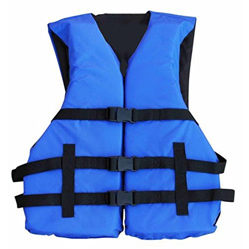 Hardcore Water Sports Adult Life Jacket PFD USCG Type III Universal Boating Ski Vest New