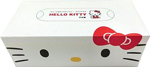 ハヤシ商事 ハローキティ キュートなピンクティシュ 150組×1箱