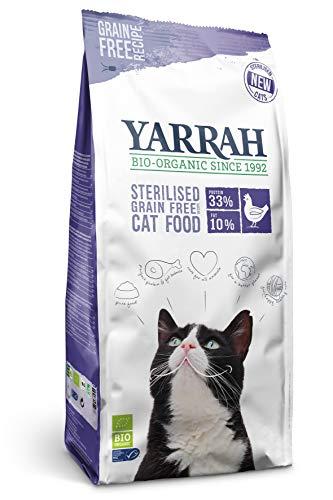 YARRAH Bio kattenvoer