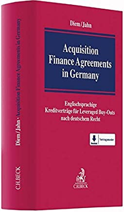 Acquisition Finance Agreements in Germany : B�cher