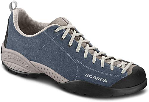 SCARPA Men's Mojito Walking Shoes, Blue, x
