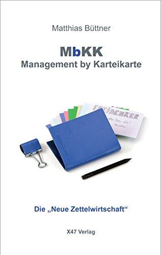 MbKK - Management by Karteikarte: Die