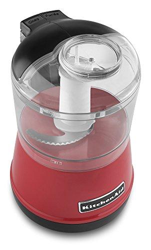 KitchenAid KFC3511BY 3.5-Cup Food Chopper - Boysenberry [Discontinued]