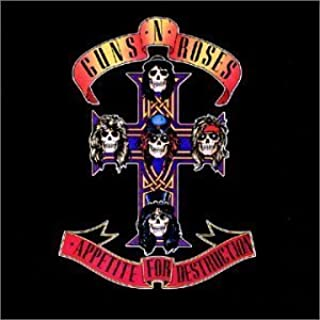 Appetite for Destruction Clean Edition by Guns N` Roses (1991) Audio CD