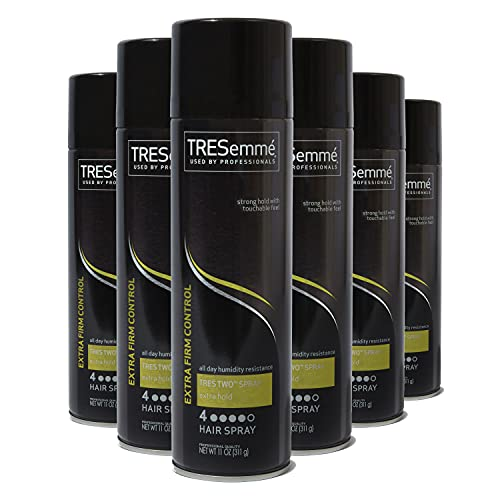 TRESemmé TRES Two Hair Spray for Maximum Hold that's Never Sticky or Stiff Extra Hold Humidity...